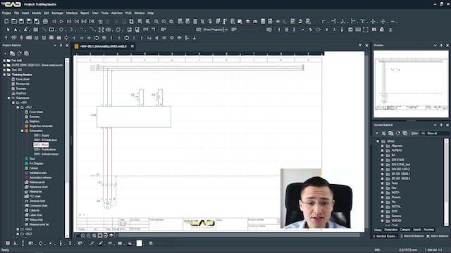 6.3 Creating Symbols - The Symbol Editor