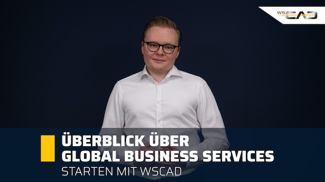 Überblick WSCAD Global Business Services