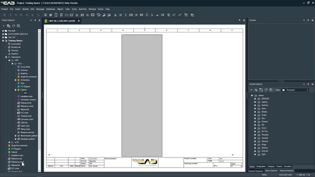 14.2 Cabinet Engineering - Placing ca...