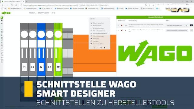 Schnittstelle WAGO Smart Designer
