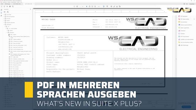 Service Pack 1 Teil 2: PDF in mehreren Sprachen ausgeben