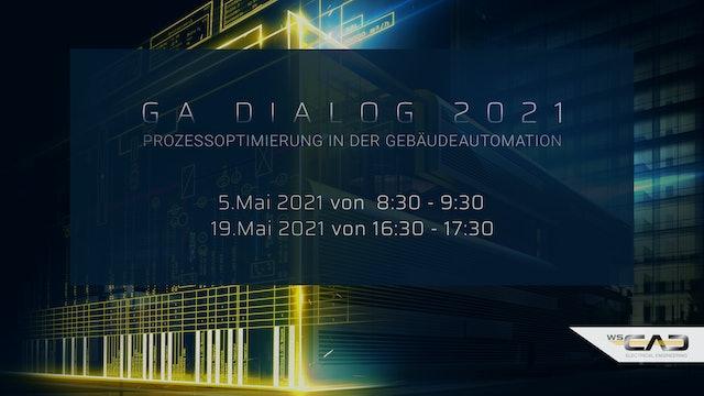 GA Dialog 2021