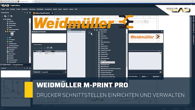 Weidmüller M-Print PRO