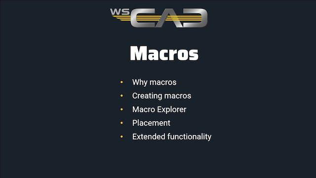 10.1 Macros - Principle