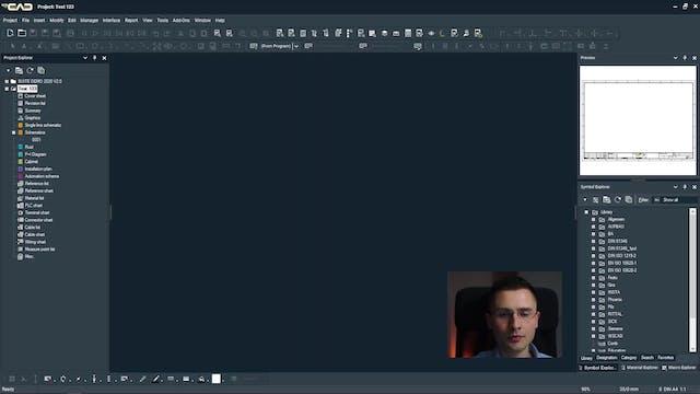 1.3 User Interface - Additional windows