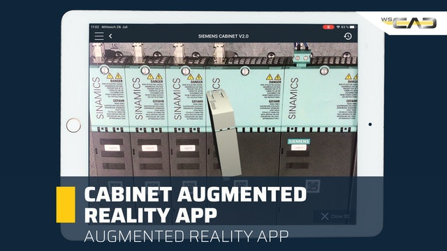 Cabinet Augmented Reality App