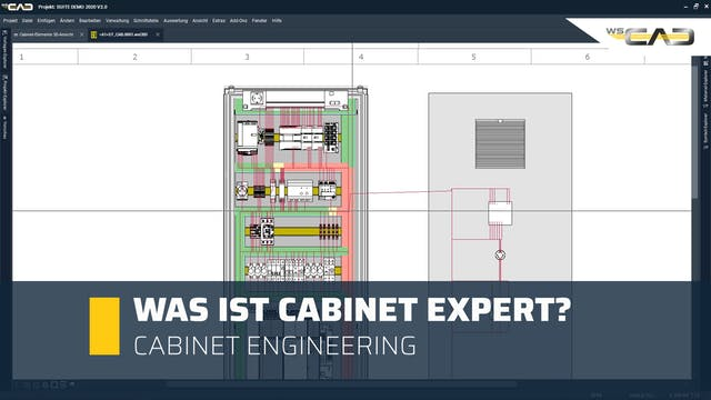 Was ist Cabinet Expert?