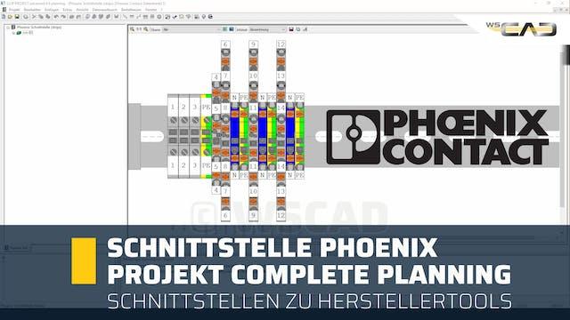 Schnittstelle PHOENIX Project Complet...