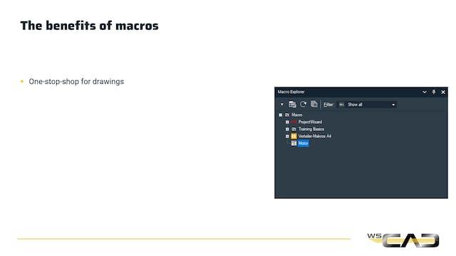 10.3 Macros - Benefits