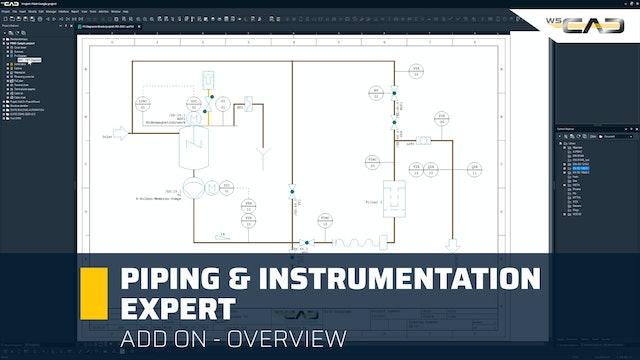 Piping & Instrumentation Expert (FR)