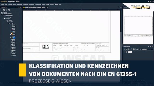 Klassifikation und Kennzeichnen von D...