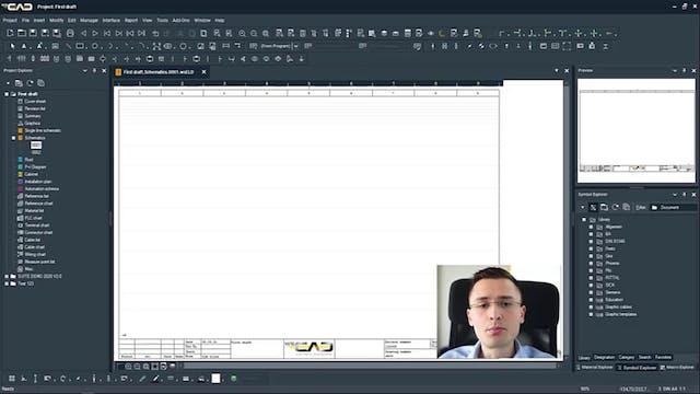 4.5 Drawing - Placing ang connecting ...