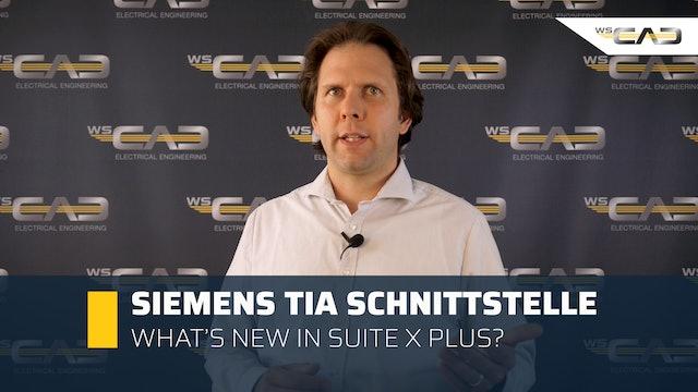 Service Pack 1 Teil 5: Siemens TIA Schnittstelle