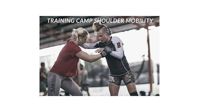 Training Camp: Shoulder Mobility