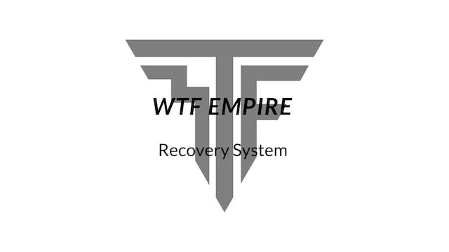 WTF Yoga Recovery System