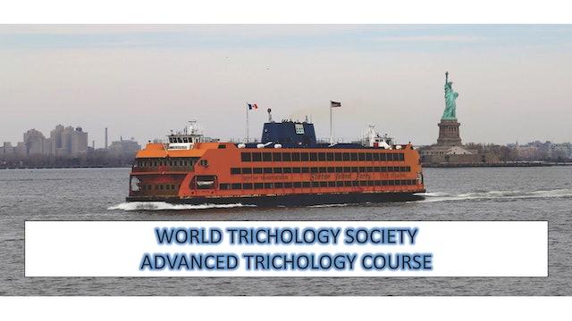 Advanced Trichology Course Part I