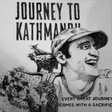 Journey to Kathmandu: Deluxe Director's & Goats' Edition