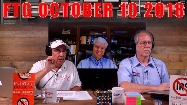 Fair Tax Guys Wednesday October 10, 2018
