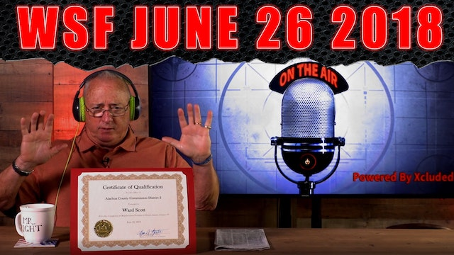 Ward Scott Files Tuesday June 26, 2018