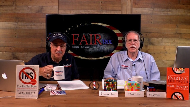 The Fair Tax Guys Wednesday October 24, 2018
