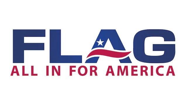 FLAG - Nick Adams on CSPAN April 2018