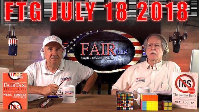 The Fair Tax Guys Wednesday July 18, ...