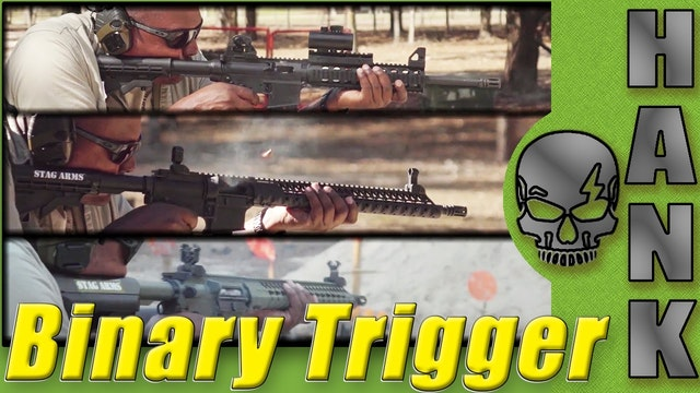 BFS III Binary Trigger in 3 Different...