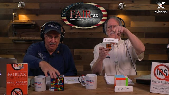 The Fair Tax Guys Wednesday January 3...