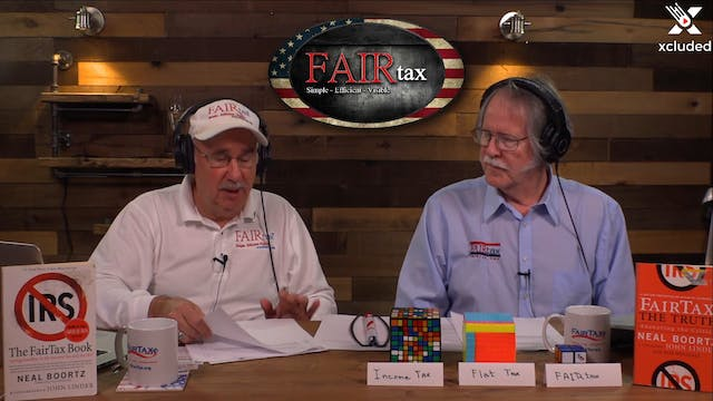 The Fair Tax Guys January 23, 2019