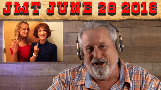 John Martin Talks Tuesday June 26, 2018