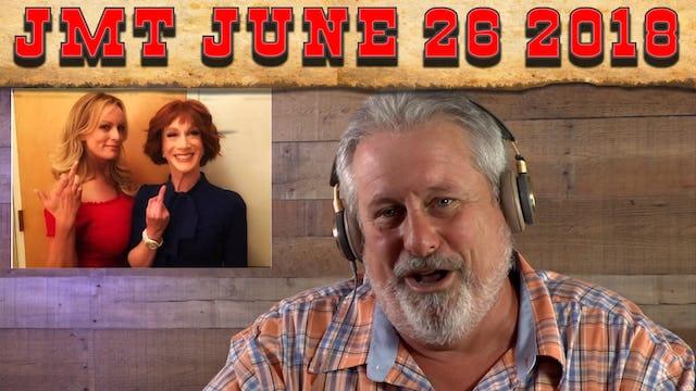 John Martin Talks Tuesday June 26, 2018
