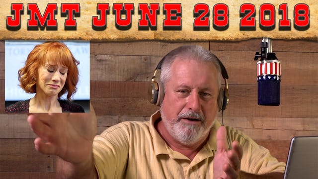 John Martin Talks Thursday June 28, 2018