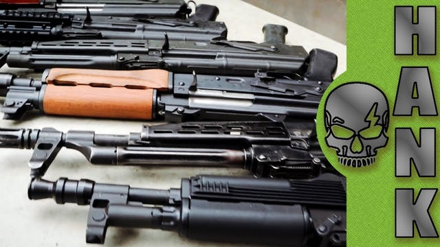 AK47 Pistol: What's Your Favorite?!?