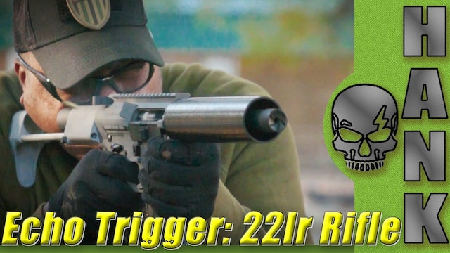 AR-22 Lightweight Polymer Rifle