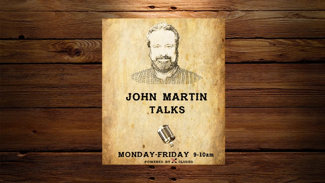 John Martin Talks