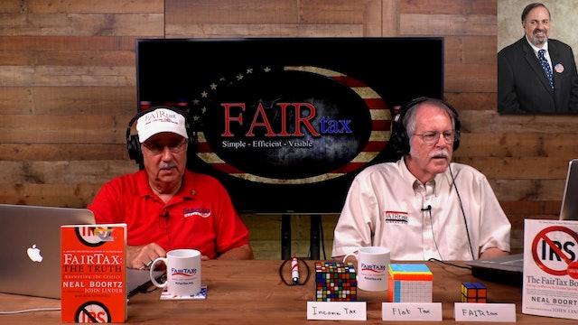 The Fair Tax Guys Wednesday November 7, 2018
