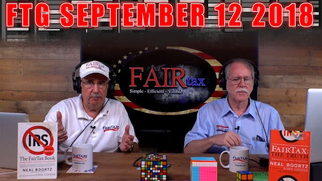 Fair Tax Guys Wednesday September 12,...