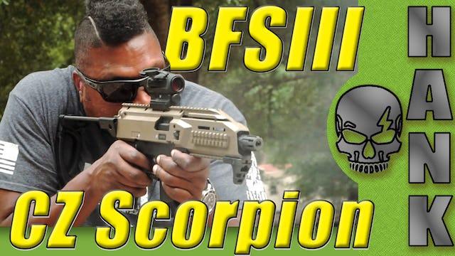 BFSIII Binary Trigger for CZ Scorpion