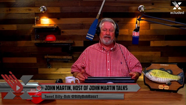 The John Martin Talks February 20, 2019