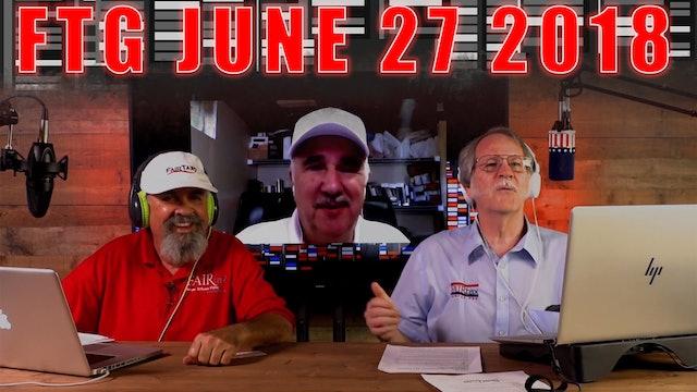 The Fair Tax Guys Wednesday June 27, 2018