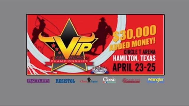 VIP Championships, Hamilton, TX - 15....