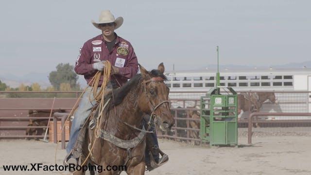 Making Sure Your Heel Horse Is Listen...