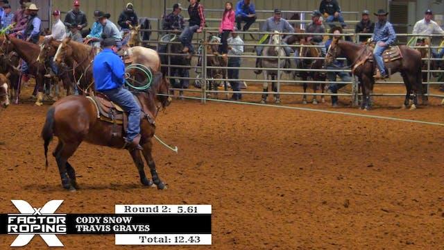 West Texas Open Round 2 Part 1