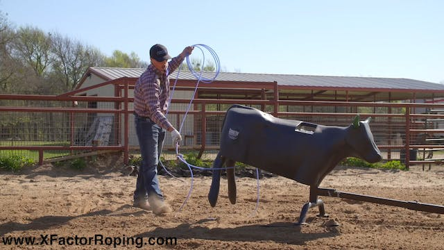 Roping The Dummy with a Purpose with ...
