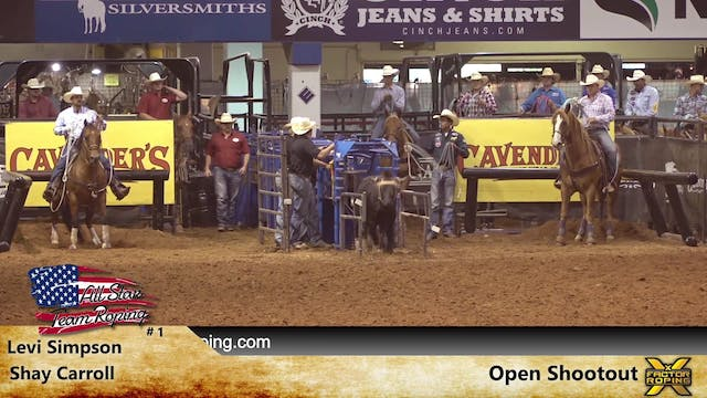 ASTR Live Roping - Day 5 - Open Shoot...