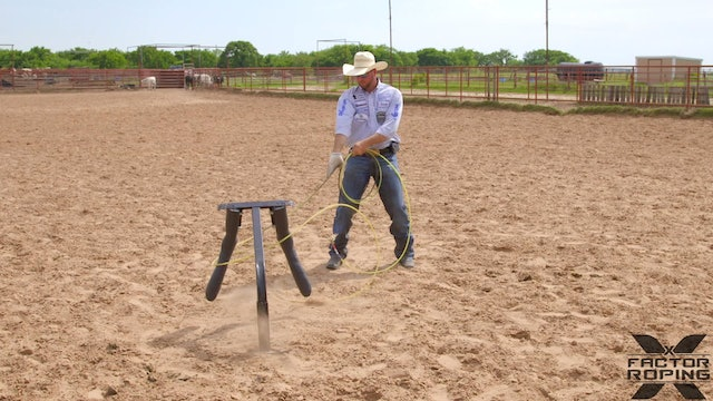 Loop Size and Heeling On The Ground with Joseph Harrison