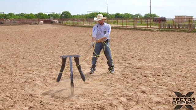 Loop Size and Heeling On The Ground w...