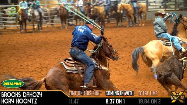 2020 West Texas Open Round 2