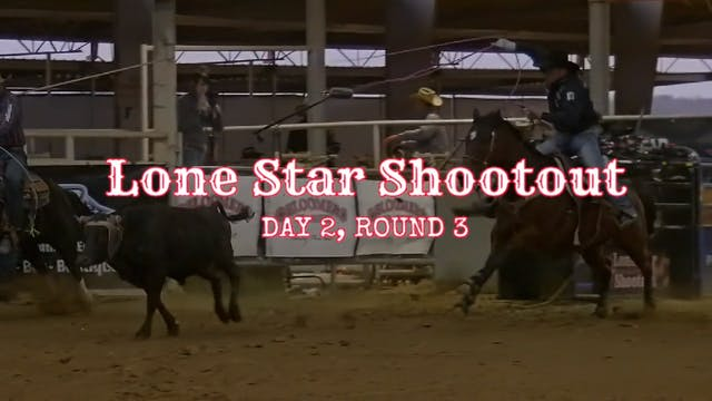 2019 Lone Star Shootout Round 3