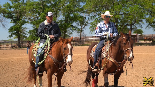 Paden Bray and Marty Becker Break Down The Art of Framing Your Horse